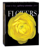 Flowers Page-A-Day Gallery - 2017 Boxed Calendar Kalendere