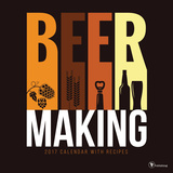 Beer Making - 2017 Calendar Calendars