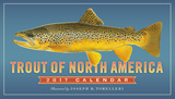 Trout Of North America - 2017 Calendar Calendari