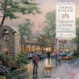 Thomas Kinkade Lightposts for Living - 2017 Calendar Kalendere