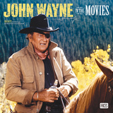 John Wayne in the Movies - 2017 Calendar Calendars