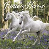 Fantasy Horses - 2017 Calendar Calendars