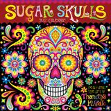 Sugar Skulls - 2017 Calendar Calendars
