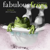 Fabulous Frogs - 2017 Calendar Kalendere