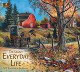 Everyday Life - 2017 Calendar Calendriers