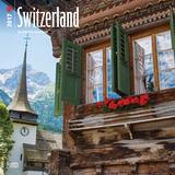 Switzerland - 2017 Calendar Calendars