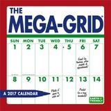 Mega-Grid - 2017 Calendar Kalendere