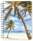 Tropical Beaches - 2017 17 Month Spiral Planner Calendars