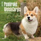 Pembroke Welsh Corgis - 2017 Calendar - Takvimler