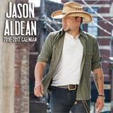 Jason Aldean - 2017 Calendar Calendriers