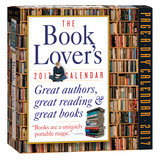 The Book Lover's Page-A-Day - 2017 Boxed Calendar Kalendarze