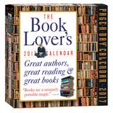 The Book Lover's Page-A-Day - 2017 Boxed Calendar Kalendáře