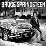 Bruce Springsteen - 2017 Calendar Kalenders