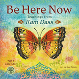 Be Here Now - 2017 Calendar Calendriers