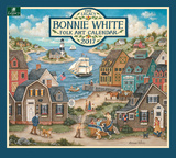 Bonnie White Folk Art - 2017 Calendar Calendars