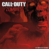 Call of Duty: Zombies - 2017 Calendar Calendars