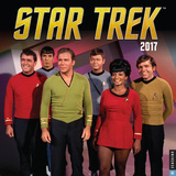 Star Trek: The Original Series - 2017 Calendar Calendars