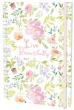 Floral Weekly - 2017 Planner Calendars