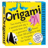 Origami Color Page-A-Day - 2017 Boxed Calendar Calendars