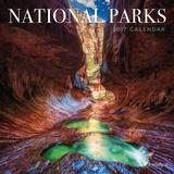 National Parks - 2017 Mini Calendar Calendriers