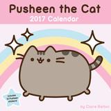 Pusheen the Cat(プシーン)(2017年カレンダー) カレンダー
