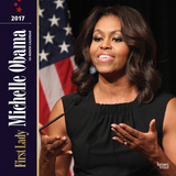 First Lady Michelle Obama - 2017 Calendar Calendars