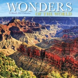 Wonders of the World - 2017 Mini Calendar Calendars