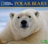 National Geographic Polar Bears - 2017 Calendar Calendriers