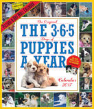 The 365 Puppies-A-Year Picture-A-Day - 2017 Calendar Calendars