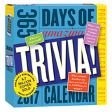 365 Days Of Amazing Trivia! Page-A-Day - 2017 Boxed Calendar Calendars
