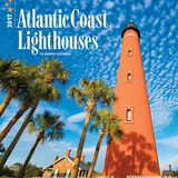 Lighthouses, Atlantic Coast - 2017 Calendar Kalendarze