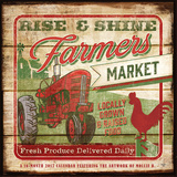 Farmer's Market - 2017 Calendar Calendars
