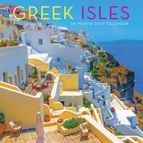 Greek Isles - 2017 Mini Calendar Calendars