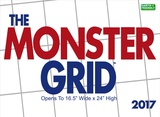 Monster Grid - 2017 Calendar Kalendere