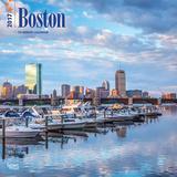 Boston - 2017 Calendar Kalenders