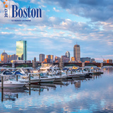 Boston - 2017 Calendar - Takvimler