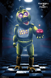 Five Nights At Freddy's- Classic Chica Poster