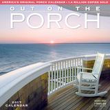 Out On The Porch - 2017 Calendar - Takvimler