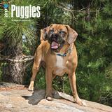 Puggles - 2017 Calendar Calendars