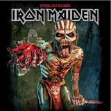 Iron Maiden Global - 2017 Calendar Calendars