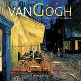 van Gogh - 2017 Mini Calendar カレンダー