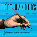 The Left-Hander's - 2017 Boxed Calendar Calendars