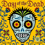 Day of the Dead - 2017 Calendar Kalendáře