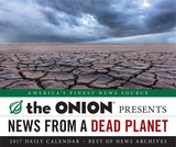 The Onion - 2017 Boxed Calendar Calendriers