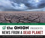 The Onion - 2017 Boxed Calendar Kalendarze