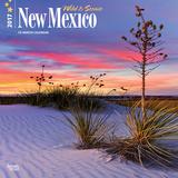New Mexico, Wild & Scenic - 2017 Calendar Kalendarze