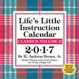 Life's Little Instruction - 2017 Boxed Calendar Kalendere