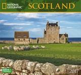 National Geographic Scotland - 2017 Calendar Calendriers