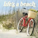 Life's a Beach - 2017 Calendar Kalendere