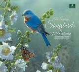Songbirds - 2017 Calendar Calendriers